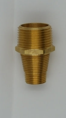 Survivor Brass Adapter - Krusher Marine Products