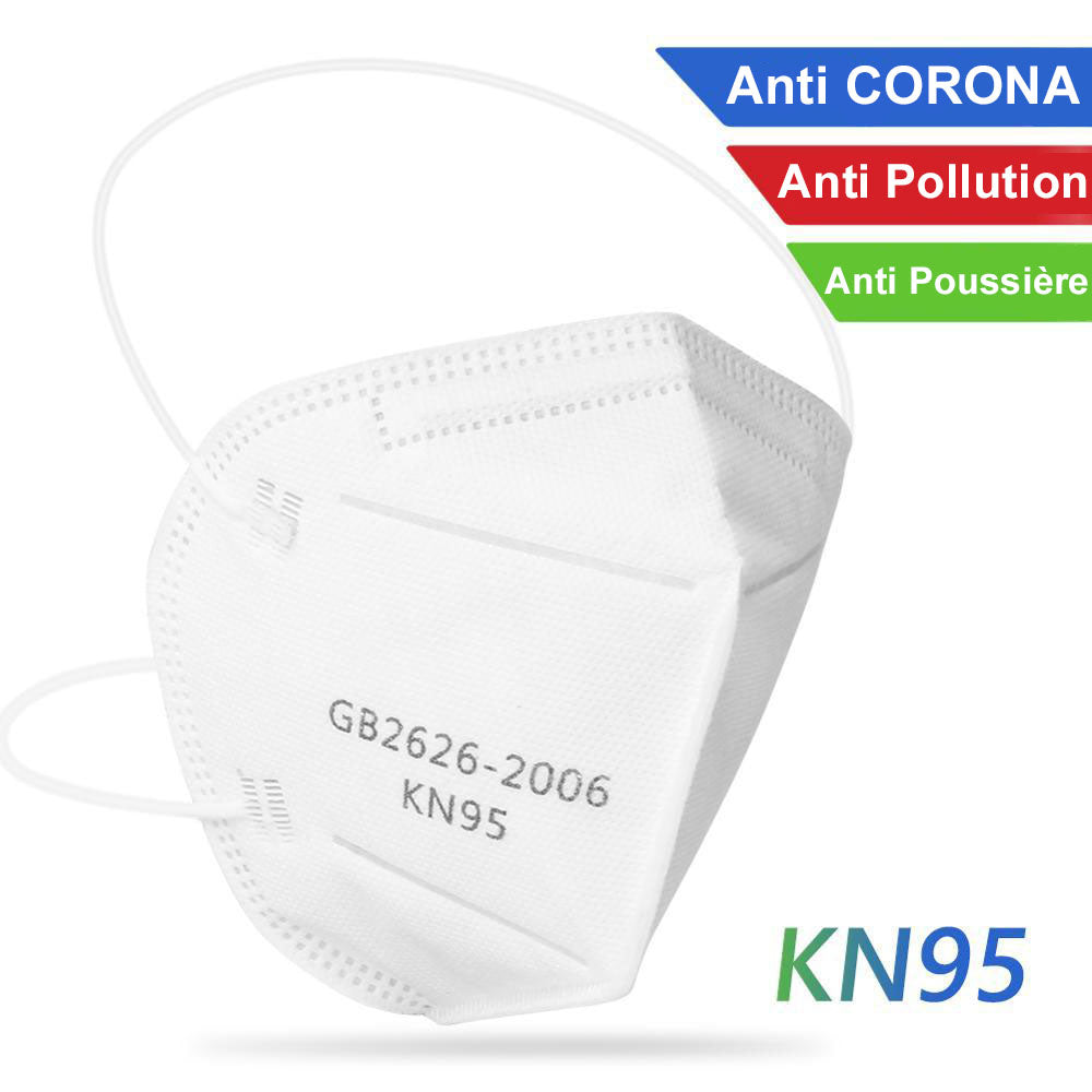 masque anti virus KN95