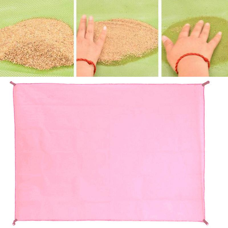 Sand Free Waterproof Beach Mat Fun Camping Mat Outdoor Rug Picnic Mattress Magic Pad