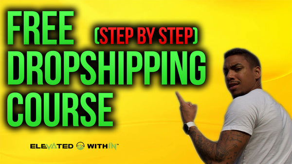 Free Shopify Aliexpress Dropshipping Course [2018]