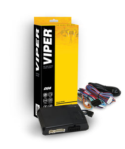 Viper 1 button 2 Way LED Remote Start, Keyless Entry & Trunk Release Package with 1 Mile Range
