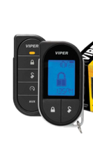 Viper 2 Way LCD Remote Start with Keyless Entry and Trunk Release Package