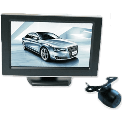 Back Up Camera and Stand Alone Monitor & Installation Package
