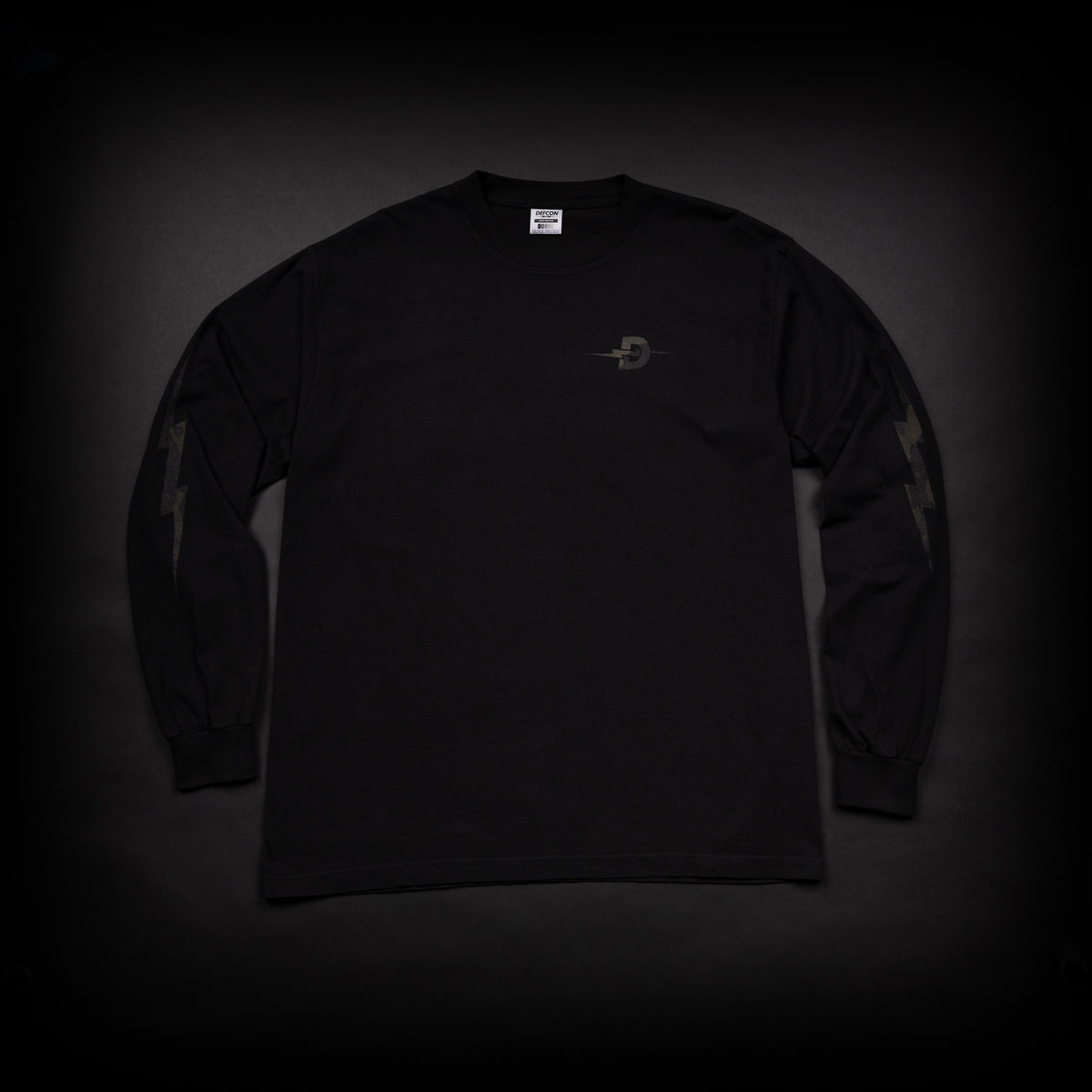 Multicam Black Long Sleeve - Black