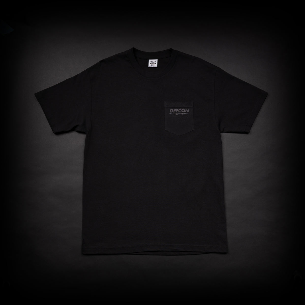 Multicam Black Pocket Tee - Black