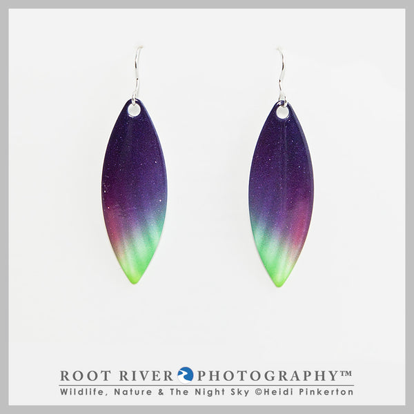 Rainbow Slender Earrings