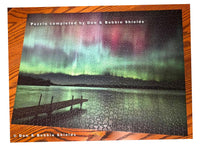 Northern Lights Border Patrol - 1,000 Piece Puzzle