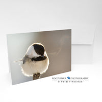 Birds - Bird Breath Greeting Card