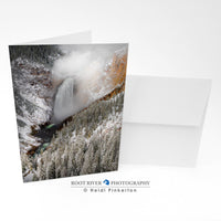 Scenic - Grand Canyon of the Yellowstone Greeting Card