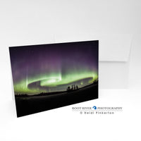 Night Sky - Infinite Bliss Greeting Card