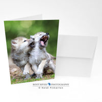 IWC - Synchronized Movement Greeting Card