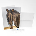 Horses - Unbridled Spirit Greeting Card