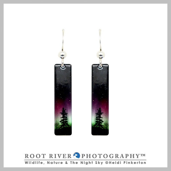 Forest of Lights Prism Earrings