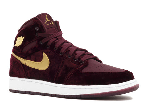 Jordan 1 Retro Heiress Night Maroon (GS)
