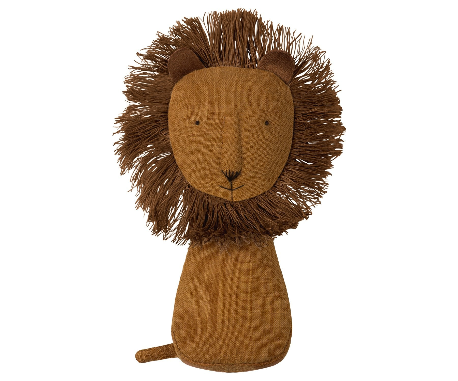 Noahs Friends Lion Rattle