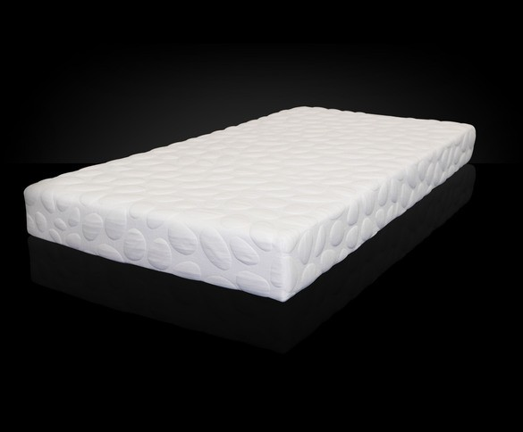 Nook Twin Pebble Mattress - White Cloud (Special Order Item)