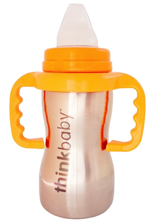 Think Baby Stainless Steel Sippy Cup