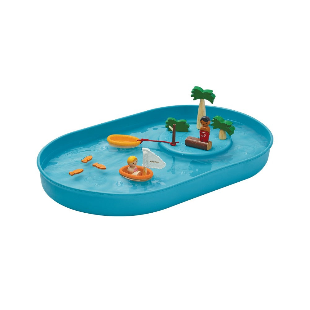 Plan Toys - Water Play Set