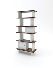 Oeuf's Mini Vertical Library