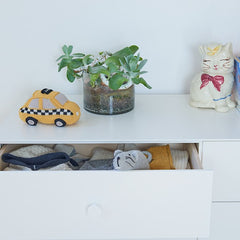 Oeuf's Fawn 6 Drawer Dresser