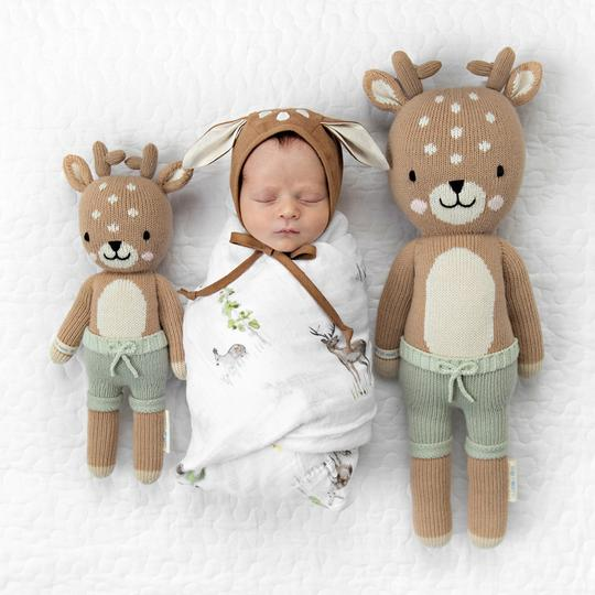 Cuddle and Kind - Elliott the Fawn