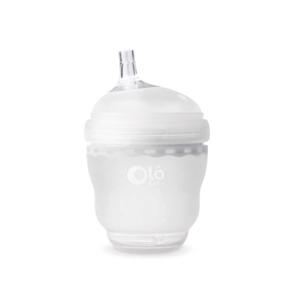 Gentlebottle Transitional Sippy Lid with Straw