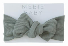 Mebie Baby Ribbed Head Wrap - Assorted Colors
