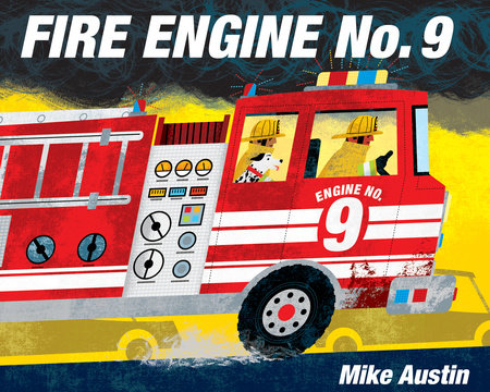 Fire Engine No. 9 Book