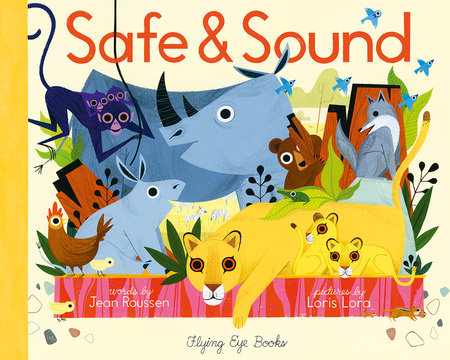 Safe & Sound Book