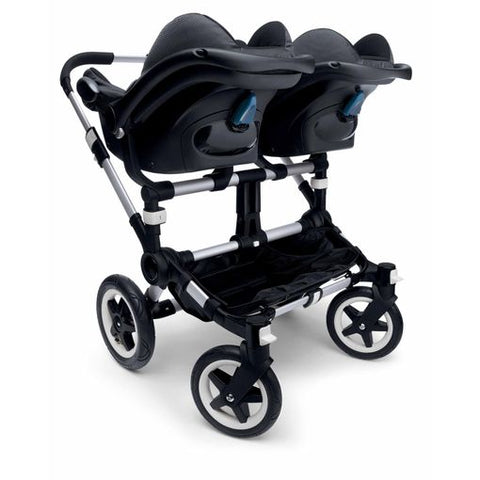 Bugaboo Donkey Twin Adapter for Maxi Cosi and Nuna Pipa