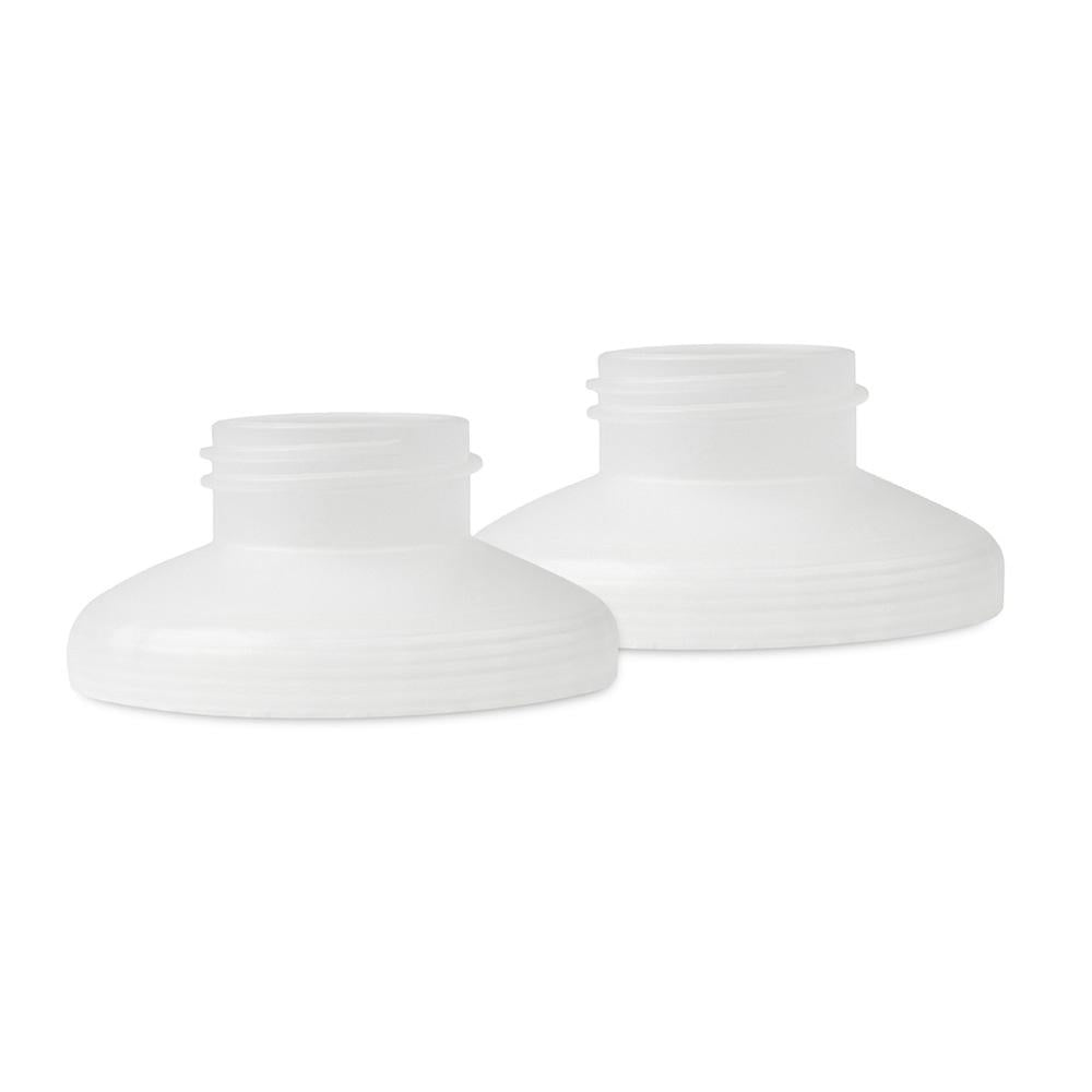 GentleBottle Breast Pump Adapter - 2pack