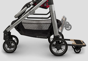 Uppababy Cruz Stroller PiggyBack Ride-Along Board