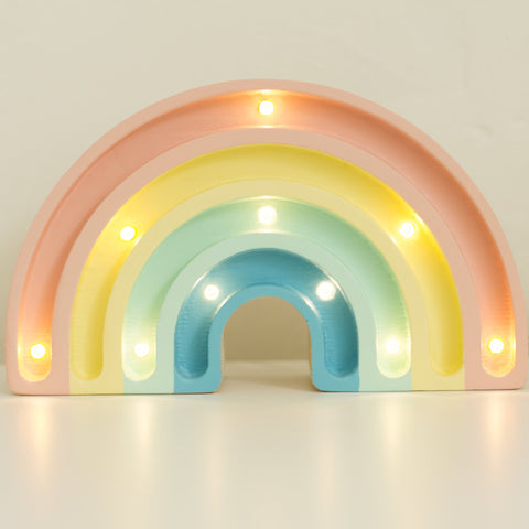 Little Lights Mini Rainbow Lamp - Retro