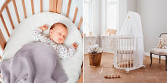 Stokke Sleepi Mini Fitted Sheet - White