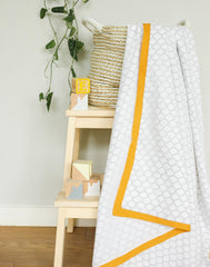Malabar Organic Receiving Blanket