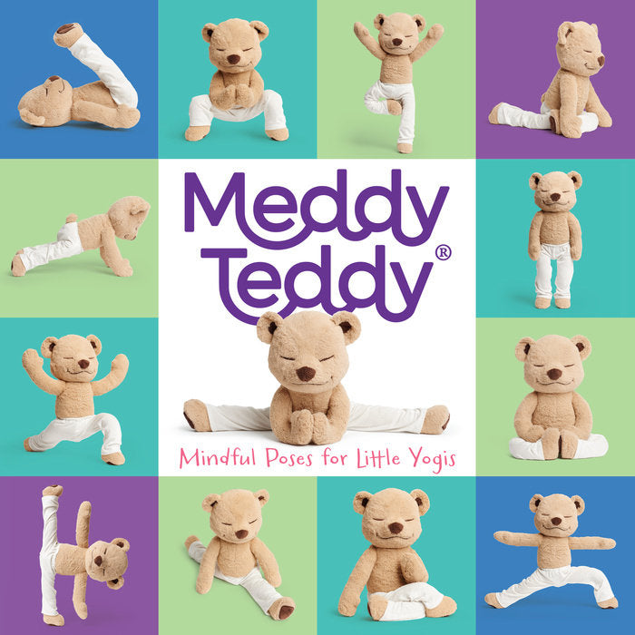 Meddy Teddy - MIndful Poses for LIttle Yogis Book