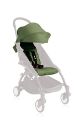 BabyZen YOYO 6 plus - Stroller Pad and Canopy