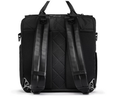 Paperclip Willow Changing Bag - Black