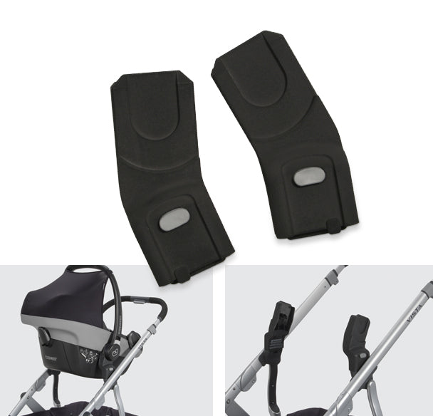 Uppababy Vista / Cruz Upper Car Seat Adapter for Maxi Cosi, Nuna & Cybex