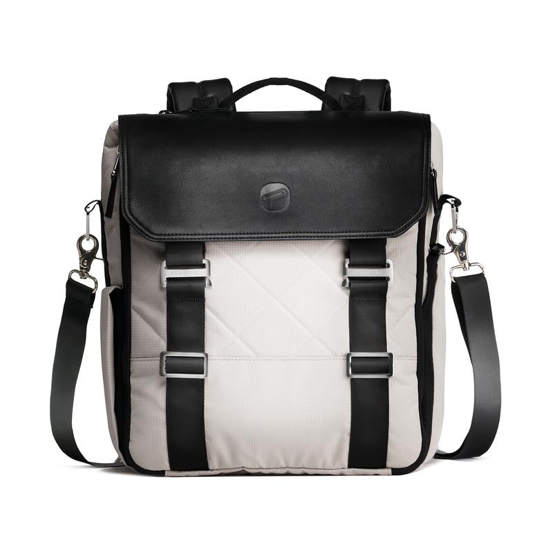 Paperclip Willow Changing Bag - Light Grey
