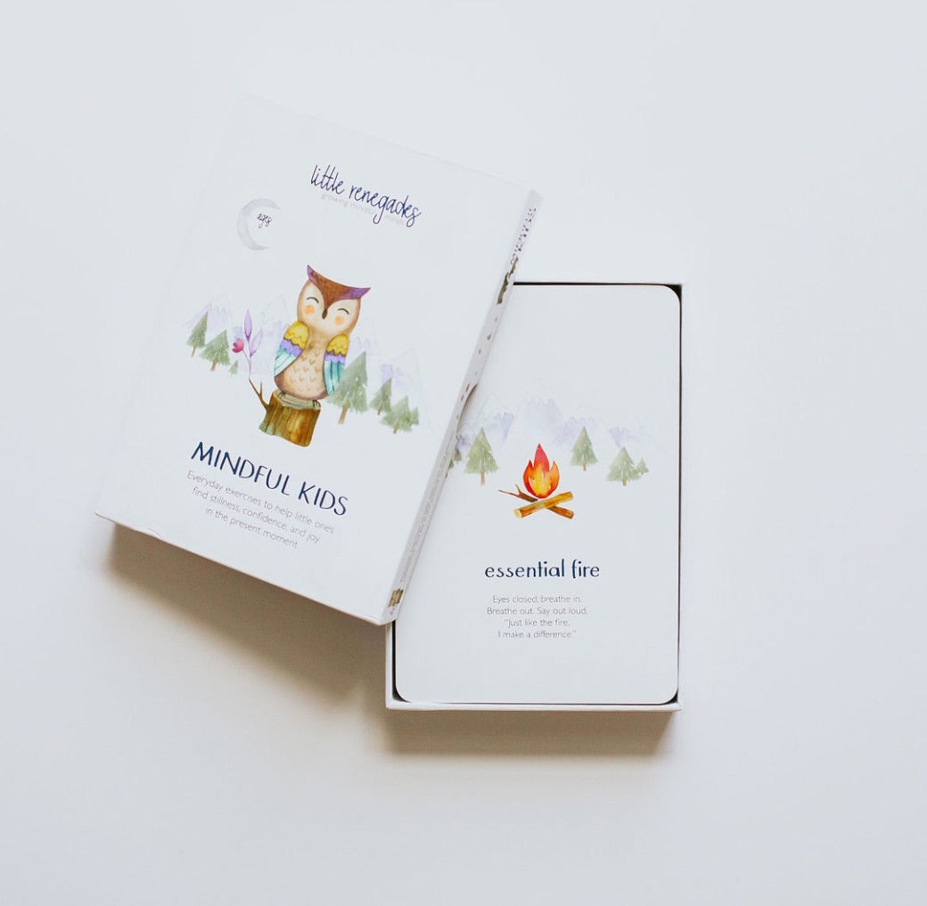 Mindful Kids - Activity Cards