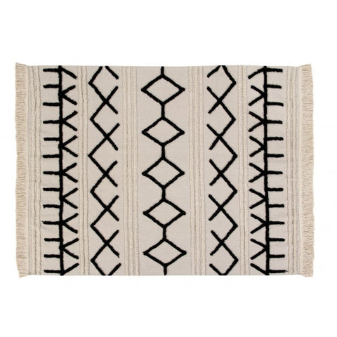 Lorena Canals Bereber Canvas Rug - Cream (Special Order Item)