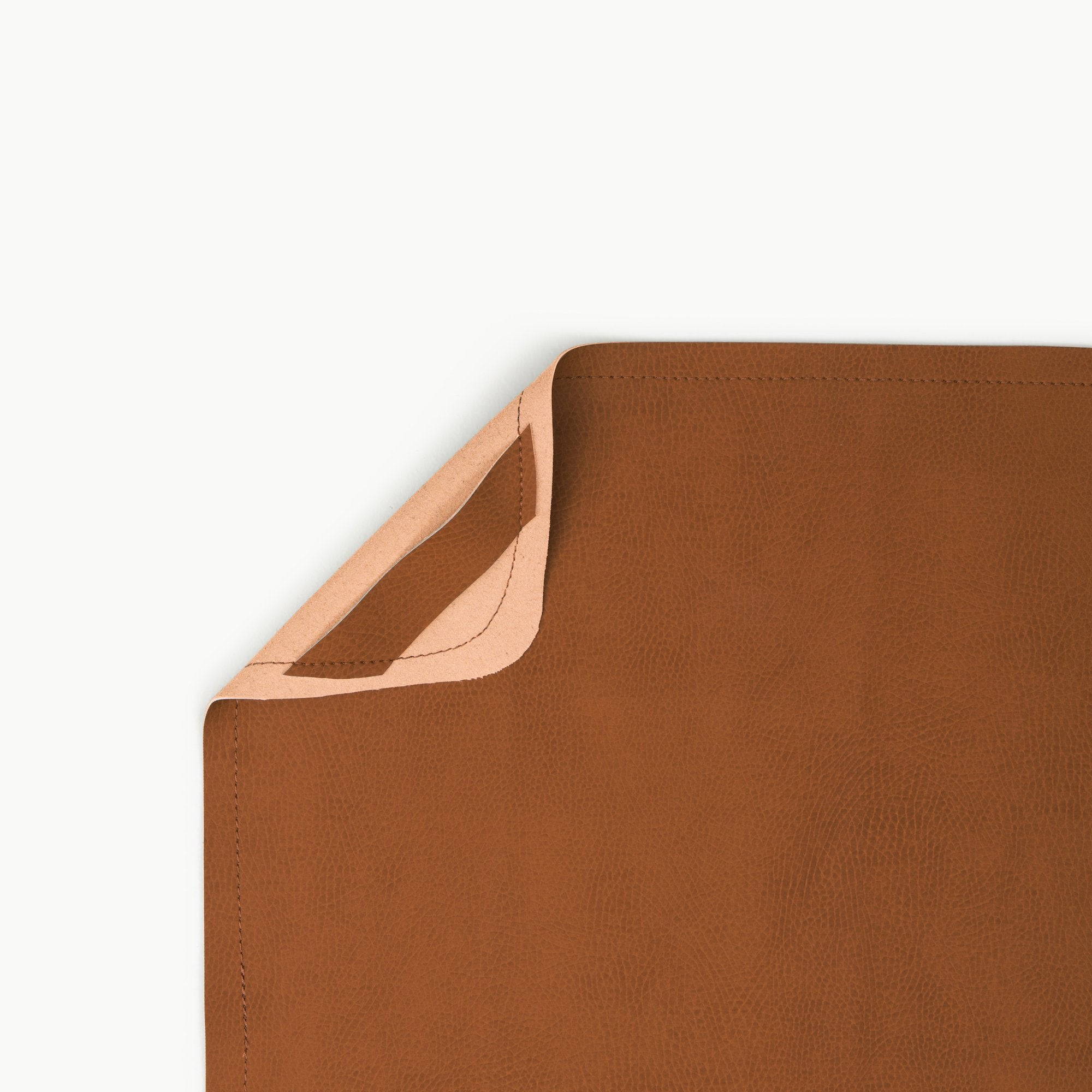 Gathre Leather Mat Mini - Ginger