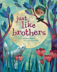 Just Like Brothers Book