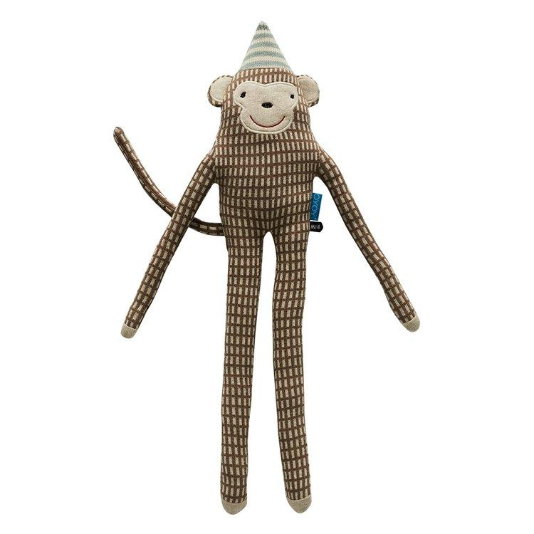 Mr. Nelsson Monkey Doll
