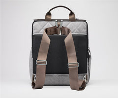 Paperclip Diaper Bag - Willow (SPECIAL ORDER ITEM)