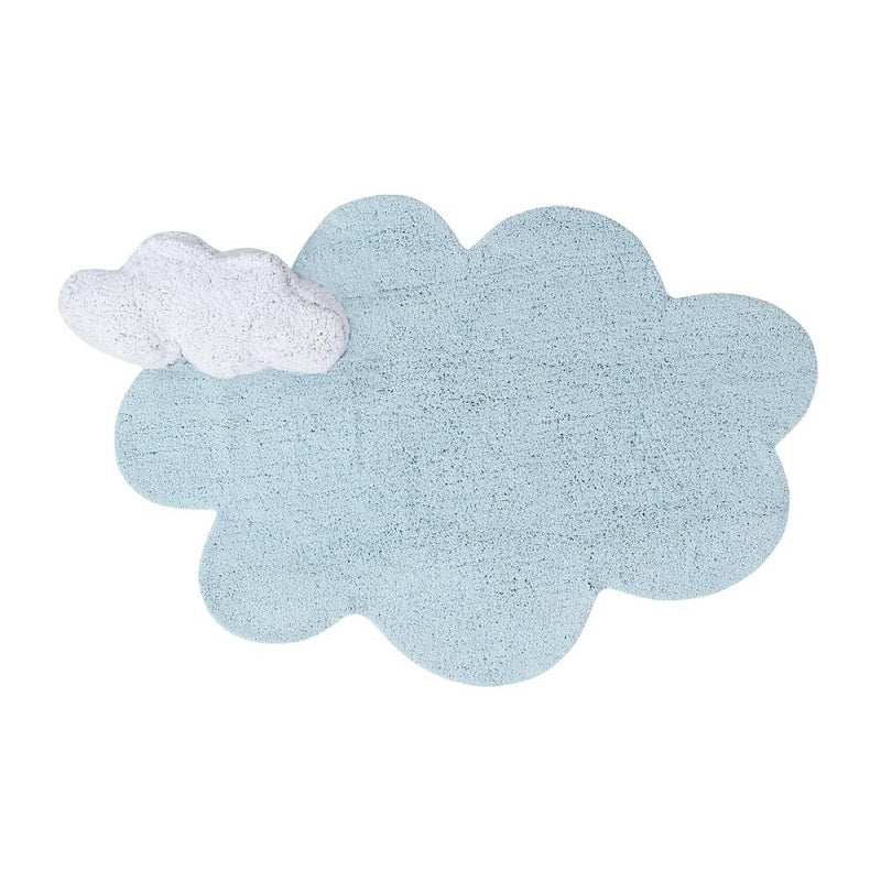 Puffy Dream Rug - Blue (Special Order Item)