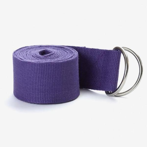 Yoga Belt - Purple