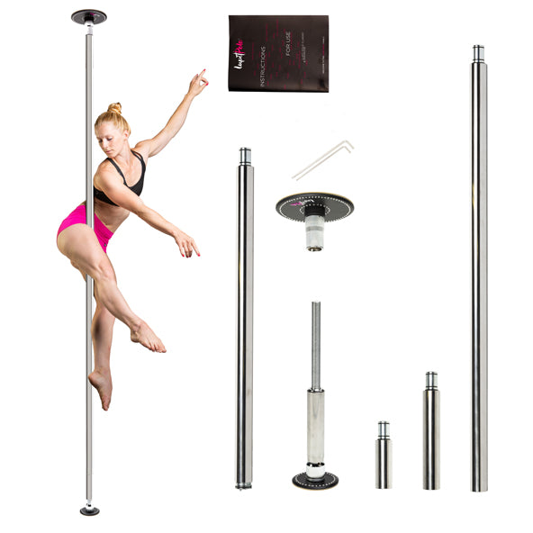 Lupit Pole Diamond G2 - Stainless steel 42mm