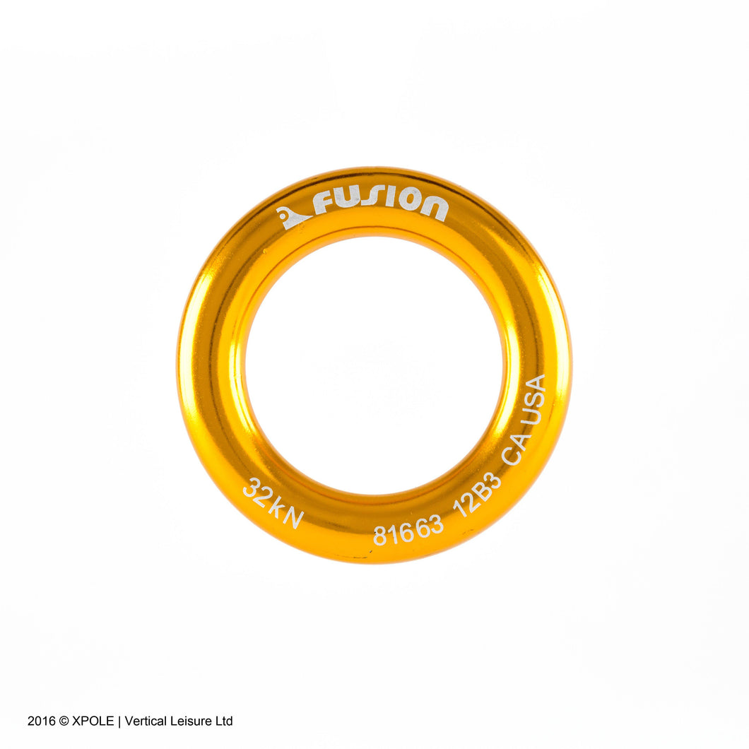 O-Ring 2.75inch OD (MBS 32kN) Gold - FS-FP8166-GD